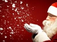 Ο Άγιος Βασίλης μοίρασε την ελπίδα σε παιδιά