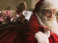 Μαμά, υπάρχει ο Άγιος Βασίλης;