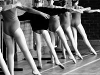 Μάθημα μπαλέτου