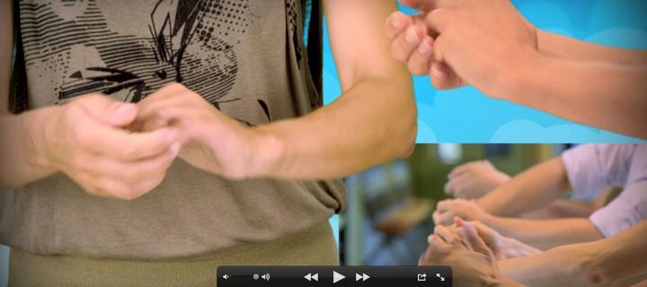 «Μικρόβια μακριά με χέρια καθαρά» (βίντεο)