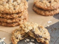 Θρεπτικά μπισκότα βρόμης