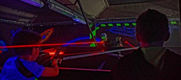 Επικίνδυνα τα laser pointers και τα παιχνίδια με λέιζερ