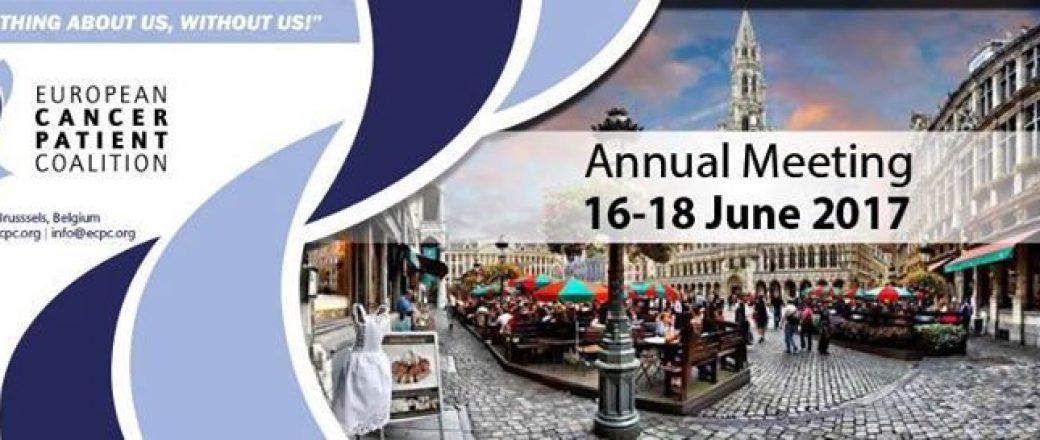 European Cancer Patient Coalition (ECPC): Εθνικά σχέδια δράσης και διεθνείς συνεργασίες τα όπλα κατά του καρκίνου