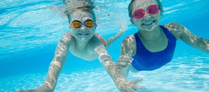"""Τα """"καλά"""" της κολύμβησης"""