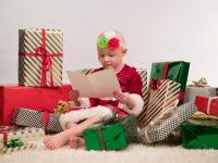 Παιδί που νοσεί τις ημέρες των Χριστουγέννων
