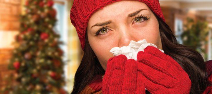 Δεν θα μας χαλάσουν τις γιορτές οι ιώσεις…
