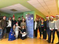 Χριστουγεννιάτικη γιορτή στην Ογκολογική Μονάδα Παίδων «ΕΛΠΙΔΑ» από την Αστική Μη Κερδοσκοπική Εταιρεία «ΚΑΡΚΙΝΑΚΙ»