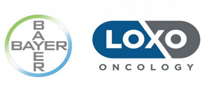 Συμμαχία Bayer Loxo Oncology για την λαροτρεκτινίμπη