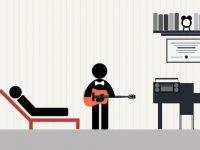 Η μουσικοθεραπεία ενάντια στην μάχη για τον καρκίνο