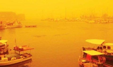 Προφυλαχθείτε από την αφρικάνικη σκόνη