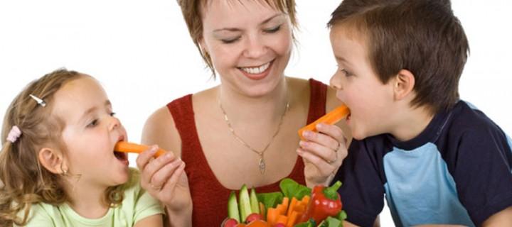 Τα παιδιά στερούνται βασικών γνώσεων διατροφής