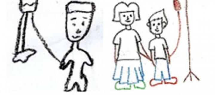 Τα παιδιά ζωγραφίζουν τον καρκίνο (1)