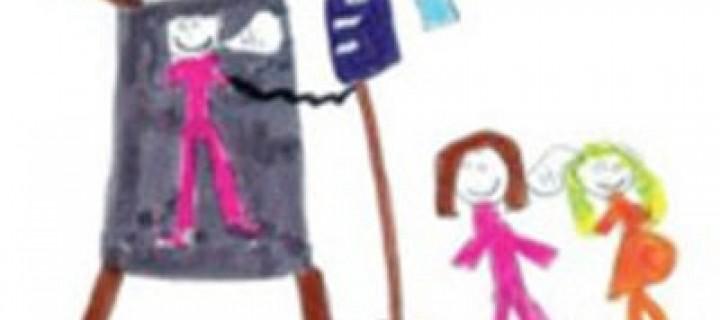 Τα παιδιά ζωγραφίζουν τον καρκίνο (2)