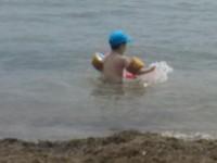 Βουτιές στη θάλασσα!