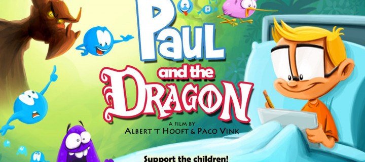 Paul and the dragon