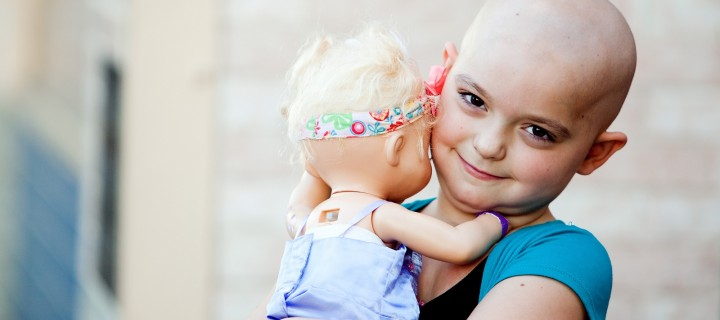 Τα παιδιά με καρκίνο…