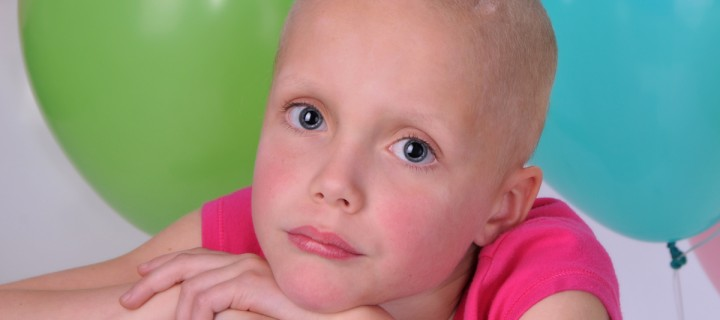 Πως θα αντιδρούσατε στη θέα ενός παιδιού με καρκίνο?