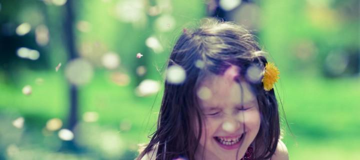 Θέλω να χαμογελούν τα μάτια…
