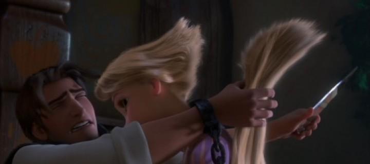 Όταν πέφτουν τα μαλλιά…