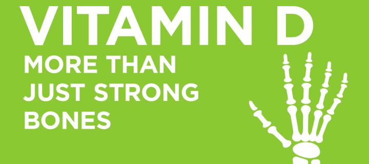 Η Βιταμίνη D ένα από τα «κλειδιά» για την καλή λειτουργία του οργανισμού μας