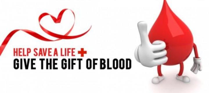 14 Ιουνίου γιορτάζουμε την Παγκόσμια Ημέρα Εθελοντή Αιμοδότη