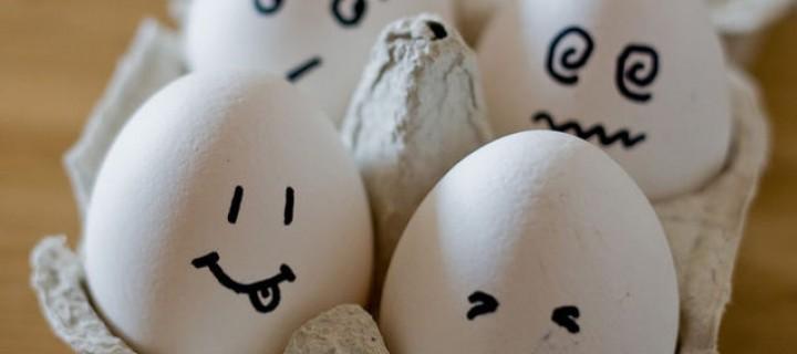 Η διατροφική αξία βγαίνει απ' το… αυγό της!