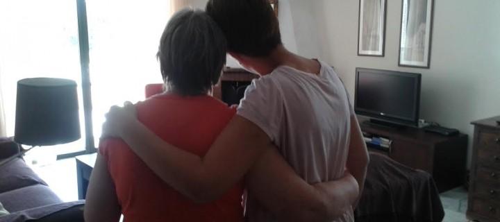 Η μαμά μου…