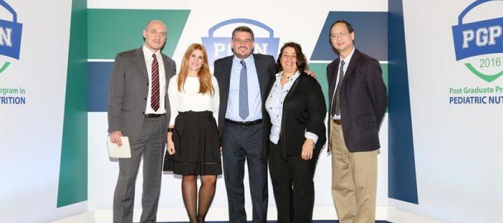 Αποφοίτησαν οι πρώτοι γιατροί που συμμετείχαν στο Μεταπτυχιακό Πρόγραμμα Παιδιατρικής Διατροφής ( PGPN) του Boston University of Medicine