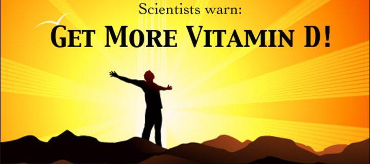 Ανεπάρκεια στη «βιταμίνη του ήλιου»