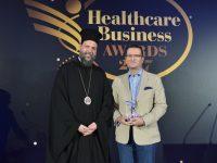 Βραβείο στη Μη Κερδοσκοπική Εταιρεία ΚΑΡΚΙΝΑΚΙ  για την προσφορά της στην Υγεία
