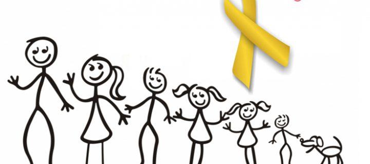 Συνοδοιπόροι όλοι μας στη μάχη για τον Καρκίνο της Παιδικής και Εφηβικής Ηλικίας