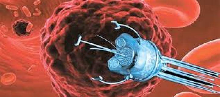 Νανορομπότ εξοντώνουν καρκινικούς όγκους