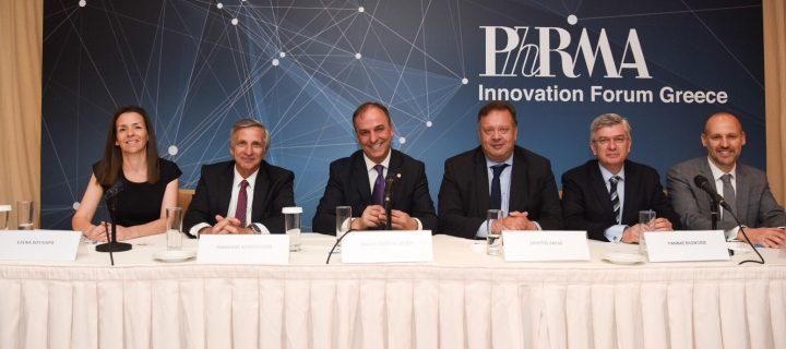 Θεσμική η νέα διαδρομή του PhRMA Innovation Forum