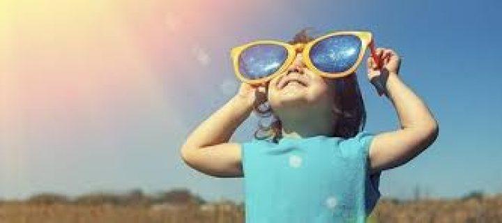 Προστατέψετε τα μάτια σας από τον ήλιο