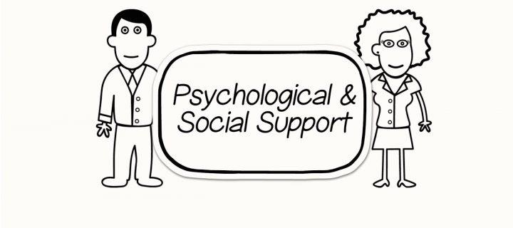 Ψυχοκοινωνική υποστήριξη: Μια διαδικασία διαρκείας