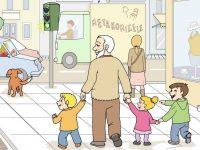 «Όταν στον δρόμο περπατώ»: Η νέα περιπέτεια του παππού Δημήτρη
