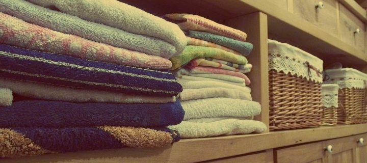 Πόσο συχνά αλλάζετε την πετσέτα του μπάνιου;