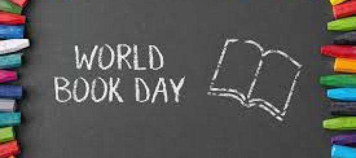 Παγκόσμια Ημέρα Βιβλίου σήμερα