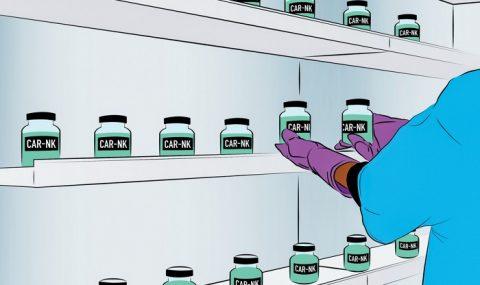 """Η θεραπεία κυττάρων """"CAR NK"""""""