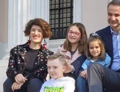 Ο πρωθυπουργός Κυριάκος Μητσοτάκης ανακοίνωσε την λειτουργία «Εθνικού Μητρώου Νεοπλασιών Παιδικής και Εφηβικής ηλικίας»