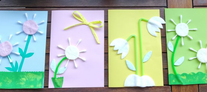 Κάνουμε κάρτες για την Γιορτή της Μητέρας
