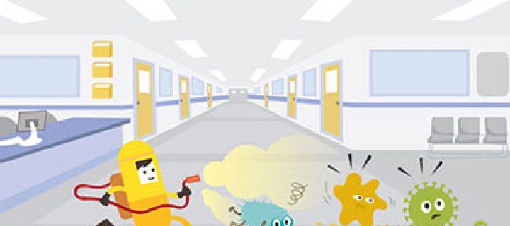Δημιουργούνται πρότυπα δημόσια νοσοκομεία στην πρόληψη και τον έλεγχο λοιμώξεων και μικροβιακής αντοχής